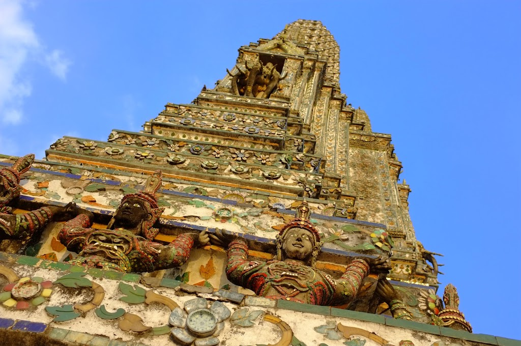 Wat Arun temple in Bangkok