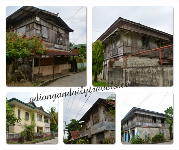 Looc Old Houses