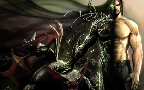 Broken Incubus, Evil Creatures