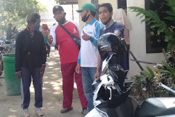 Menciptakan Lingkungan Bersih, Warga di Kelurahan Baamang Tengah Laksanakan Gotong Royong