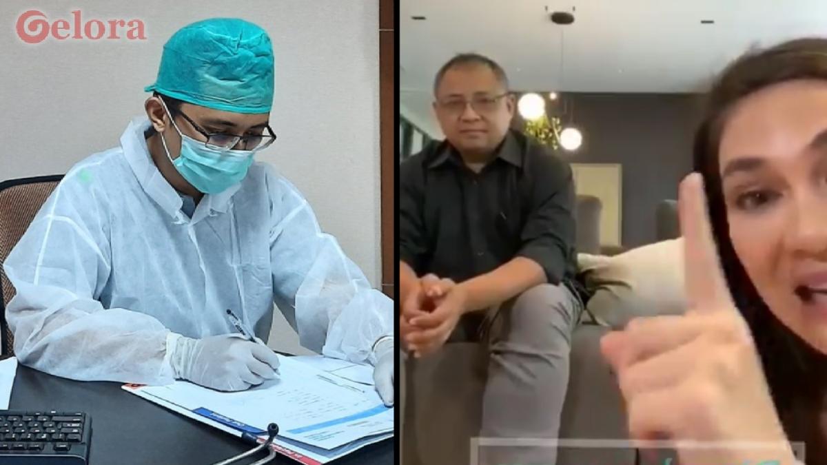 Dokter Berlian Idris Bongkar Penyesatan drh Indro Cahyono soal Virus Corona