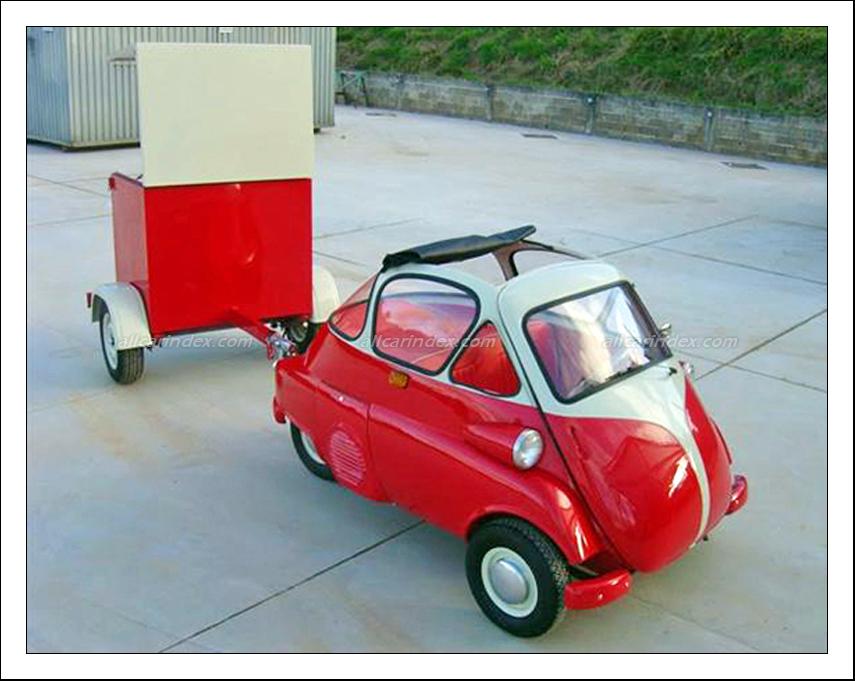 Replica de Isetta