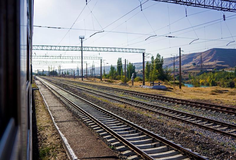 Станция Ходжикент