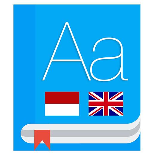Kamus Inggris - Indo (Offline) 書籍 LOGO-玩APPs