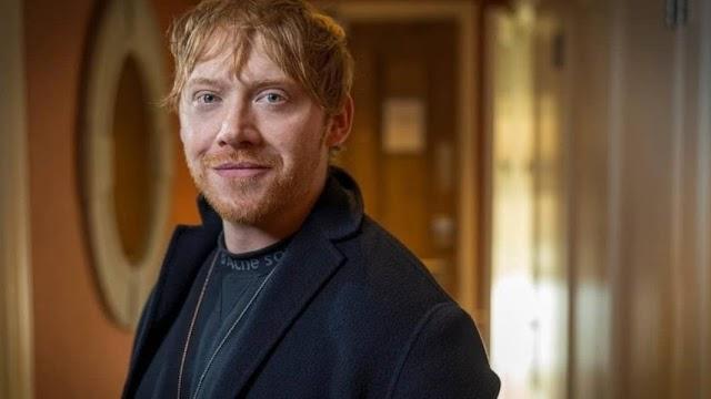 Rony Weasley revela mudança por causa de filha