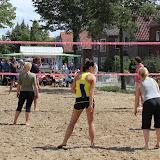 Hellehondsdagen 2011 - Zondag - Beachvolleybal Recreatie