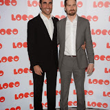 OIC - ENTSIMAGES.COM - Brett Goldstein and Jon Drever  at the LOCO Superbob UK film Premiere Q and A at BFI London 24th January 2015 Photo Mobis Photos/OIC 0203 174 1069