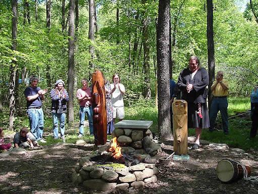 Ritual The Core Of Pagan Religion Image