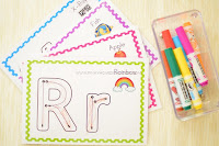 Writing Practice for Preschoolers
