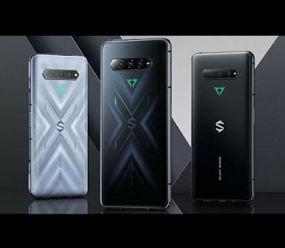 Spécifications de Xiaomi Black Shark 4 Pro le téléphone le plus puissant en 2021