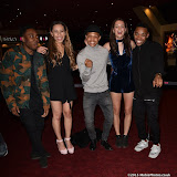 OIC - ENTSIMAGES.COM - Dee Kartier, Blithe Saxon, Parcelle Ascott, Wallis Day and Jovian Wade at the  Mandem on the Wall: Wall of Comedy - premiere in London 17th November 2015 Photo Mobis Photos/OIC 0203 174 1069