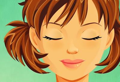 fechando os olhos melhorar visão vista cansada