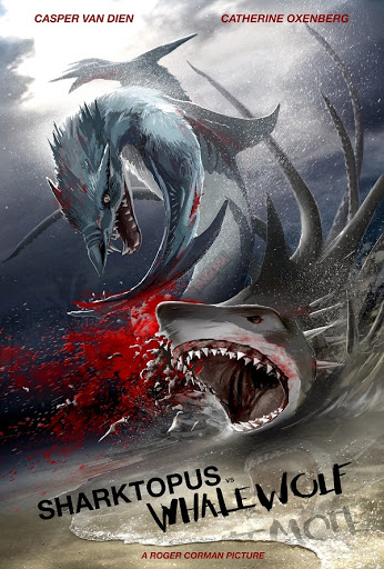 Sharktopus vs. Whalewolf (2015) ชาร์กโทปุส ปะทะ เวลวูล์ฟ สงครามอสูรใต้ทะเล