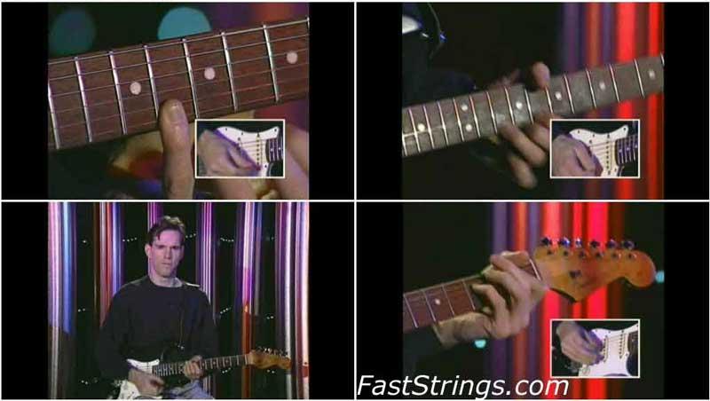 Barrett Tagliarino - Classic Rock Guitar Soloing