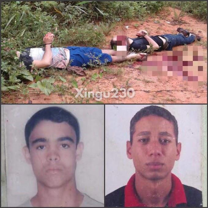 Novo Repartimento: Polícia identifica dois, de três corpos encontrados
