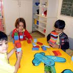 Block Play Activity Done By Jr.Kg 12-13