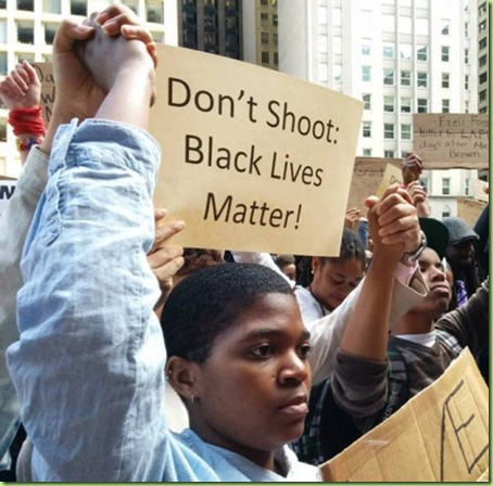 don't shot blm