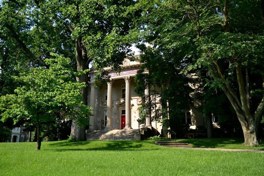 Библиотека. Лексингтон, Кентукки (Lexington, KY)