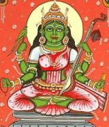 Goddess Matangi Image