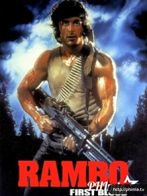 Phim Rambo 1 - Rambo First Blood Part I (1982)
