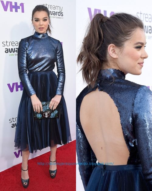 Hailee Steinfeld 5th Annual Streamy Awards