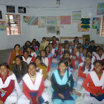 Apne Aap's KGBV Girls Hostel and School, January 2011