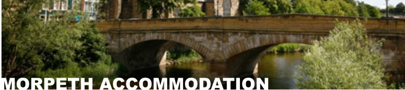 Morpeth Accommodation