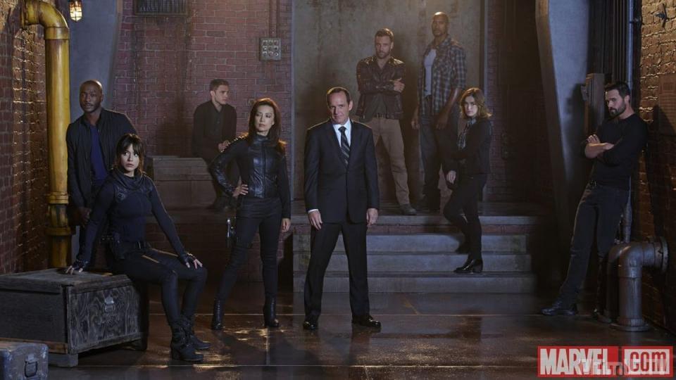 Đ�?i Đặc Nhi�?m SHIELD (Phần 3) - Marvel's Agents Of S.h.i.e.l.d (season 3)