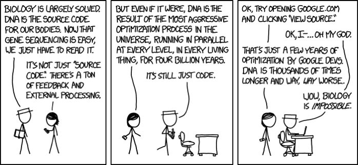 Xkcd dna