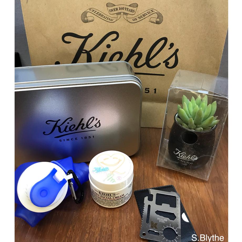 Kiehl's Ultra Adventure 微笑正能量