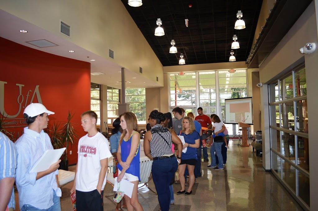 New Student Orientation Texarkana Campus 2013 - DSC_3142.JPG