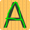 ABC Kids - trace letters, preschool learning games icon