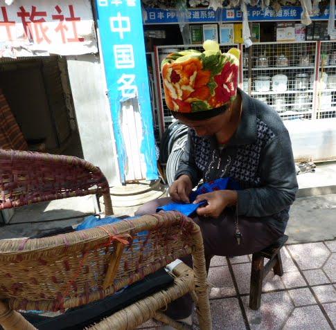 CHINE SICHUAN.XI CHANG ET MINORITE YI, à 1 heure de route de la ville - 1sichuan%2B801.JPG