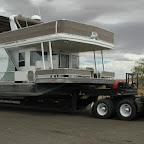 Huisboot van Wahweap