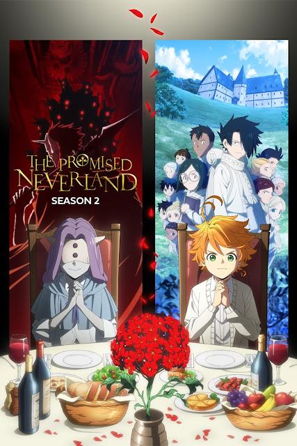 The Promised Neverland Season 2