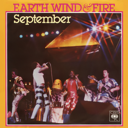 September Earth, Wind & Fire