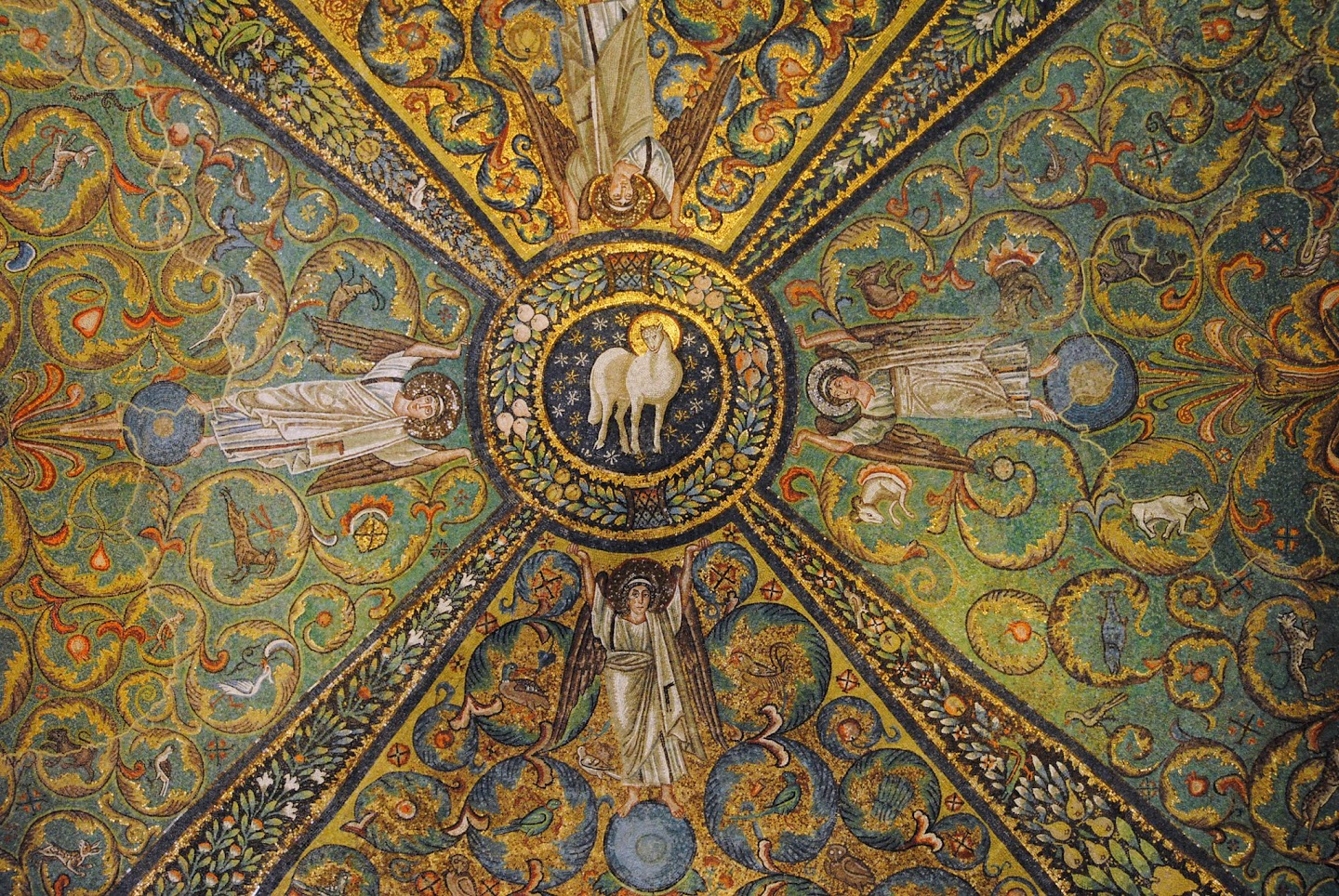 My Photos: Italy -- Mosaics -- Ravenna