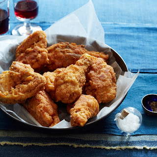 Cornstarch Flour Fried Chicken Recipes.
