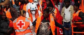 50 migrants sauvés entre l'Espagne et le Maroc