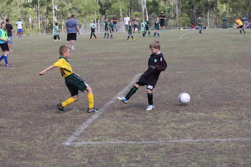 The goal scoring kick