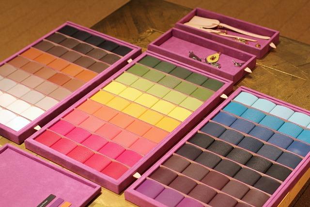 Louis Vuitton Haute Maroquinerie Colors
