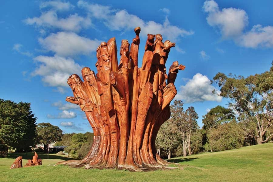 DartmoorTreeSculptures