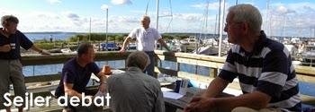Holdninger, debatindlæg mm. fra Isefjordkredsens sejlere