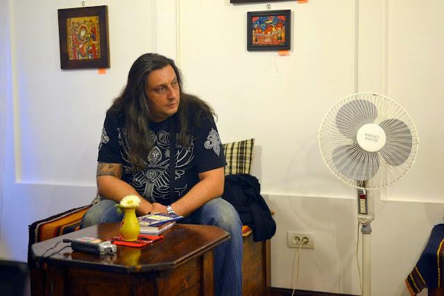 Seara literara - Editura Eikon lanseaza patru carti, La Vulturi (2014.09.03) 022