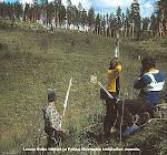 Säilä - Maasto SM Vierumäki v.1978