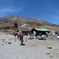 dolazak u Kibo huts (4700 m)