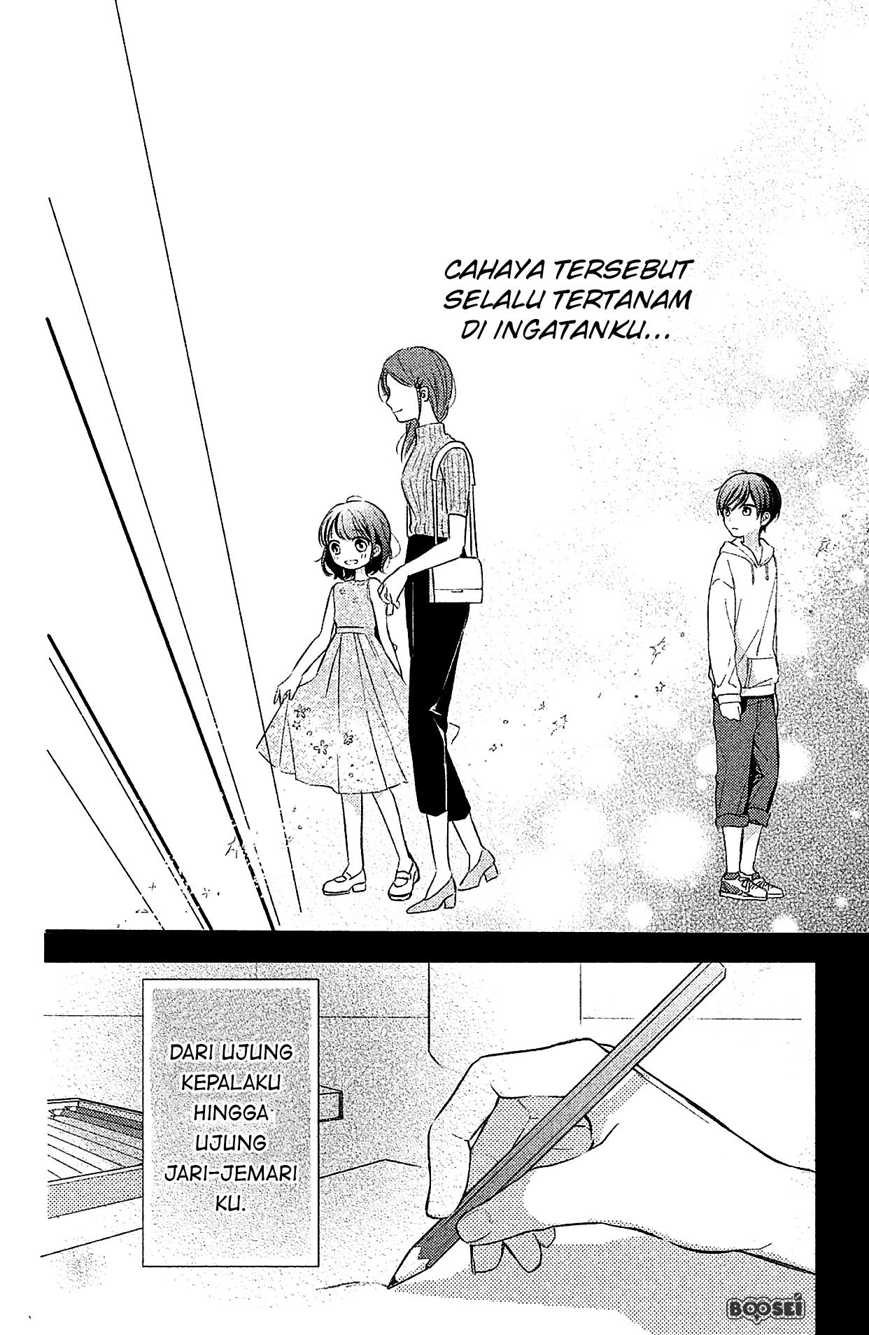 Chihiro-kun wa, Atashi Holic Chapter 4.5 Indo