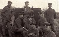 The gunners from Ostfriesisches Feldartillerie-Regiment Nr.62