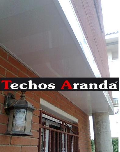 Precio economico de techos metalicos Madrid