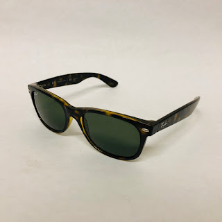 Ray Ban Polarized New Wayfarer Sunglasses